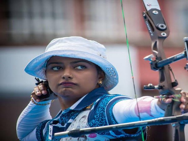 India archer Deepika Kumari (Photo/ SAI Media Twitter)