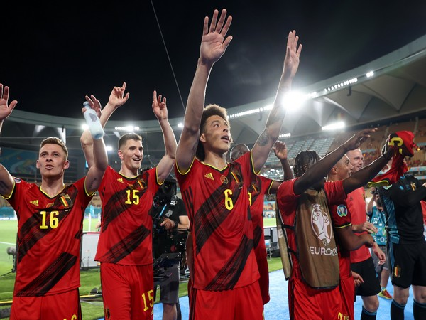 Belgium knock out defending champions Portugal (Photo/ UEFA Euro 2020 Twitter)