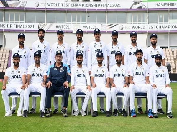 Team India (Image: Virat Kohli's Twitter)