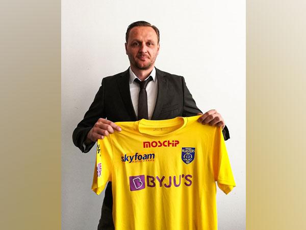 Ivan Vukomanovic (Image: Ivan Vukomanovic's Twitter)