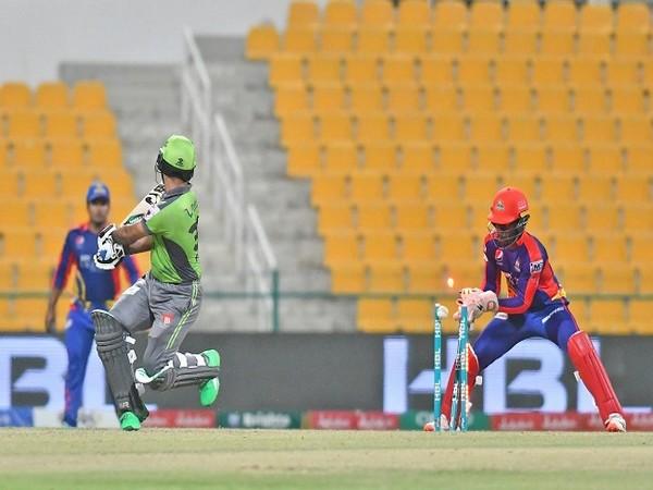 Karachi Kings won the game by seven runs. (Image: Pakistan Super League)