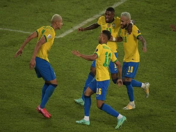 Brazil football team (Photo: Twitter/Copa America)