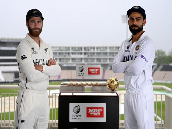 Virat Kohli and Kane Williamson (Photo: Twitter/ICC)