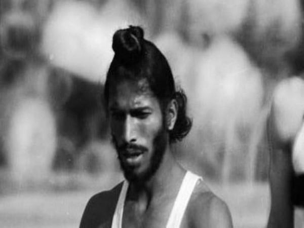 Track legend, Milkha Singh (Photo/Twitter)