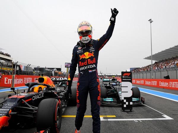 Max Verstappen (Photo: Twitter/Formula 1)