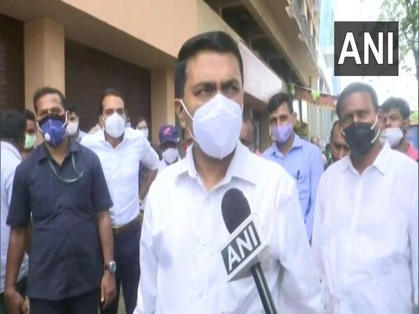 Goa CM Dr Pramod Sawant (Pile Photo)