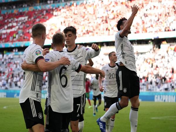 Germany defeat Portugal (Photo/ UEFA Euro 2020 Twitter)