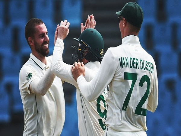 South Africa ended the day two on top. (Image: ICC)