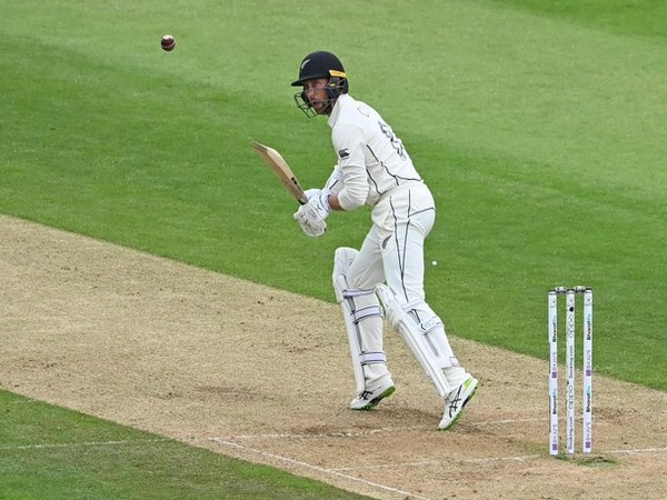 New Zealand opening batsman Devon Conway (Photo/ ICC Twitter)