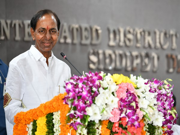 Telangana Chief Minister K Chandrashekhar Rao (Pic credit: Telangana CMO)
