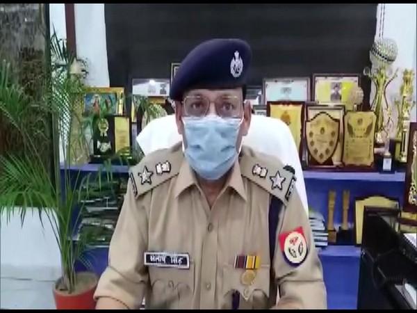 Santosh Kumar Singh, SSP