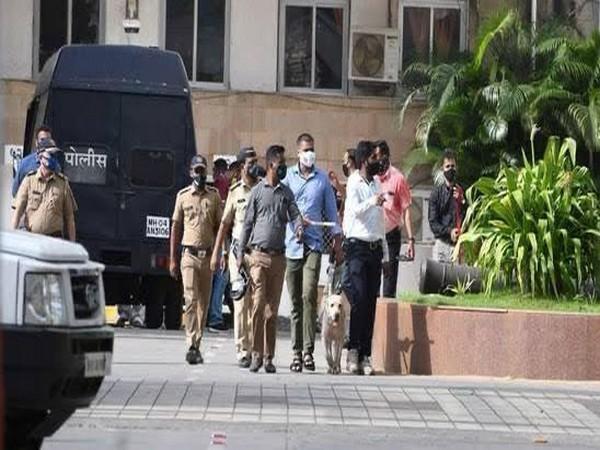 Visuals from Mumbai. (Photo/ANI)