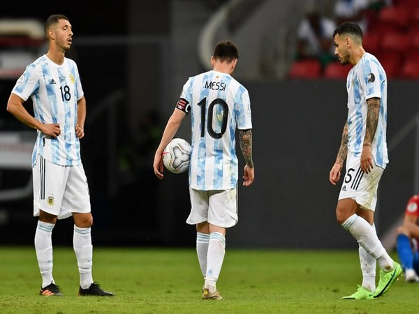 Argentina defeat Paraguay (Photo/ Copa America Twitter)