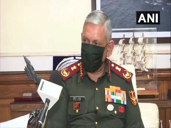 Chief of Defence Staff General Bipin Rawat (photo/ANI)