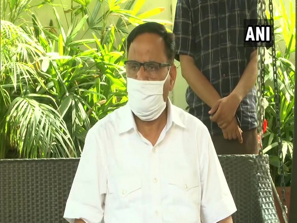 Rajasthan Congress Chief Whip Mahesh Joshi (Photo/ANI)