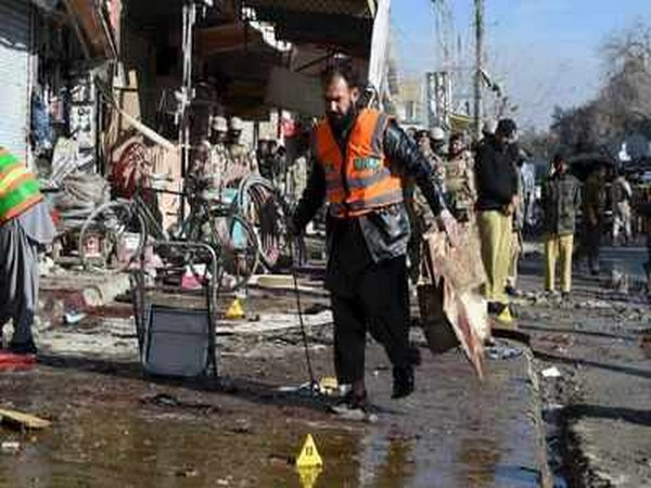 The explosion took place in a residential area near Allah Hu Boulevard, police said.