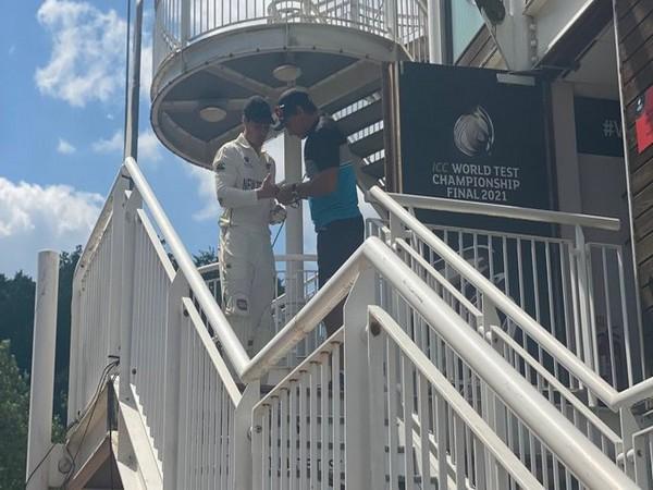 New Zealand wicketkeeper BJ Watling (Photo/ BlackCaps Twitter)