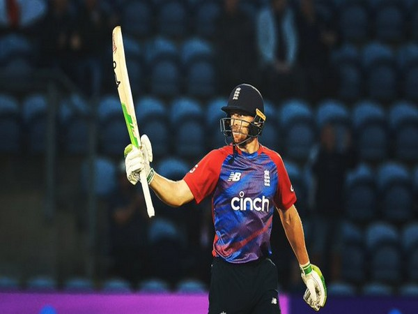 England wicketkeeper-batsman Jos Buttler (Photo/ ICC Twitter)