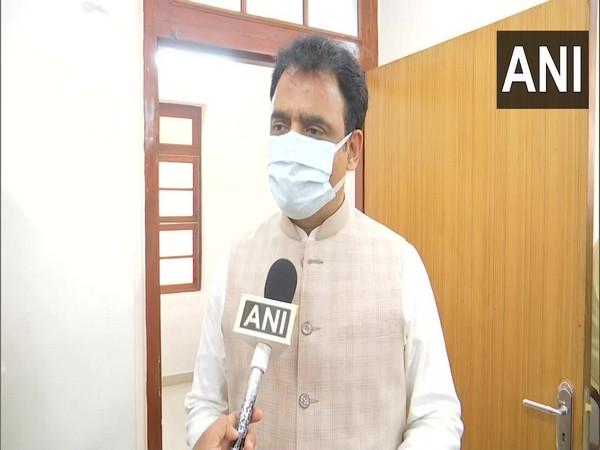 Karnataka Deputy Chief Minister Dr CN Ashwathnarayan (Photo/ANI)