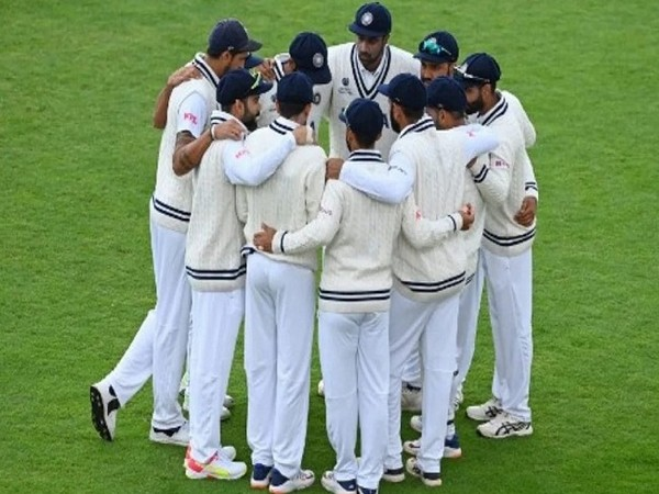 Team India (Photo/ Virat Kohli Twitter)