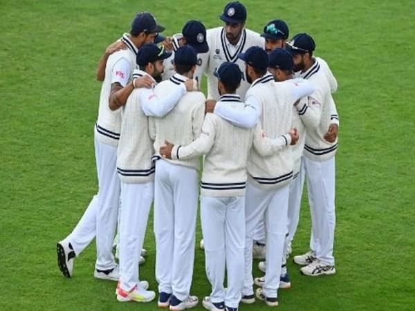 Team India. (Photo/ Virat Kohli twitter)