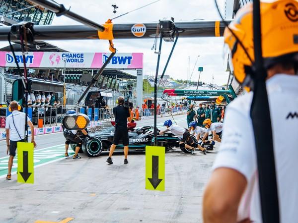 Valtteri Bottas (Photo: Twitter/McLaren)