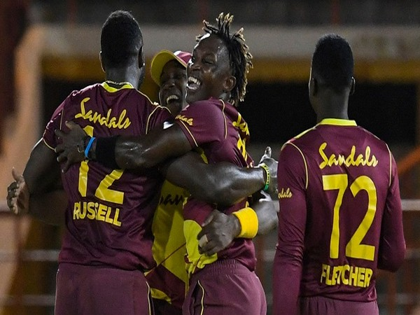 West Indies thrashed Australia by 56 runs in 2nd T20I (Image: ICC)