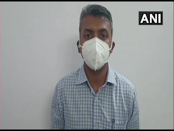 DCP (North) Anto Alphonse, Delhi Police