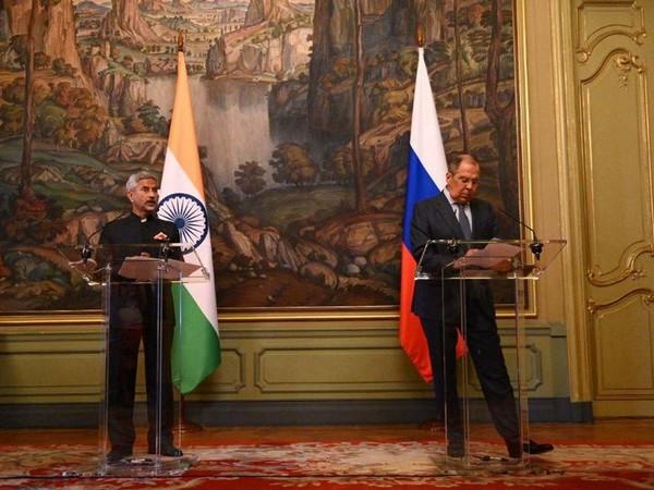 Jaishankar, Lavrov review preparations for India-Russia bilateral Annual Summit (Photo Credit: Twitter/S Jaishankar)