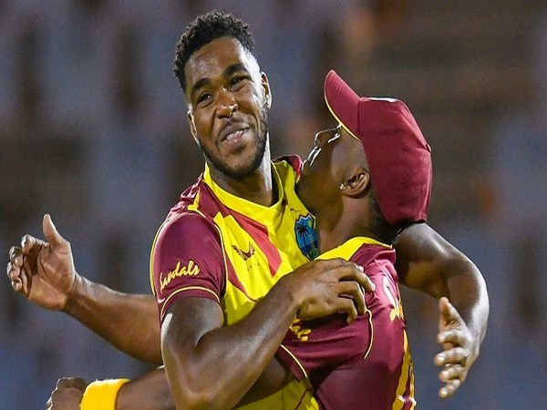 West Indies have taken a 1-0 in the five-match T20I series (Image: ICC)