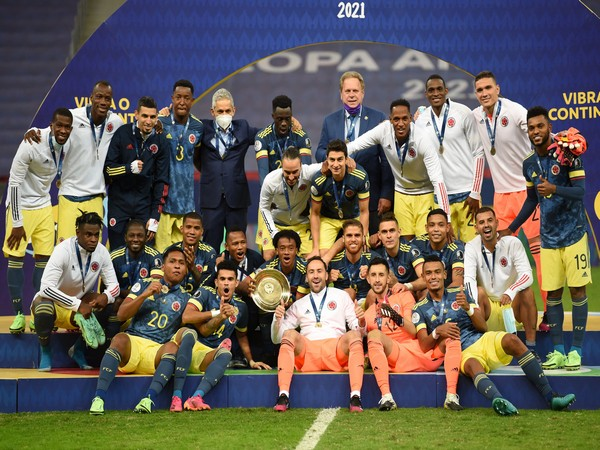 Colombia football Team (Photo: Twitter/Copa America)