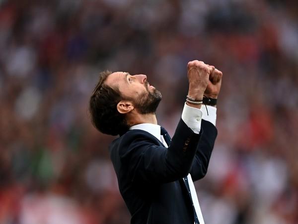 England manager Gareth Southgate (Photo: Twitter/England)