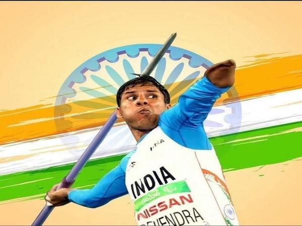 Devendra Jhajharia (Photo/Devendra Jhajharia,Twitter)