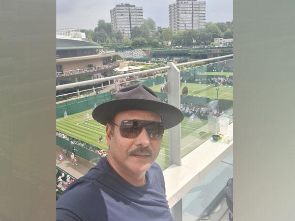 Ravi Shastri (Image: Ravi Shastri's Twitter)