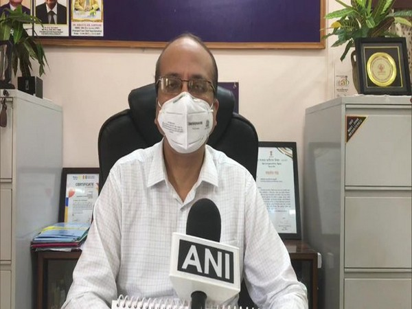 Dr Sanjiv Kakati, Assam Medical College Principal