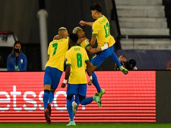 Brazil defeat Chile in quarterfinals of Copa America (Photo/ Copa America Twitter)