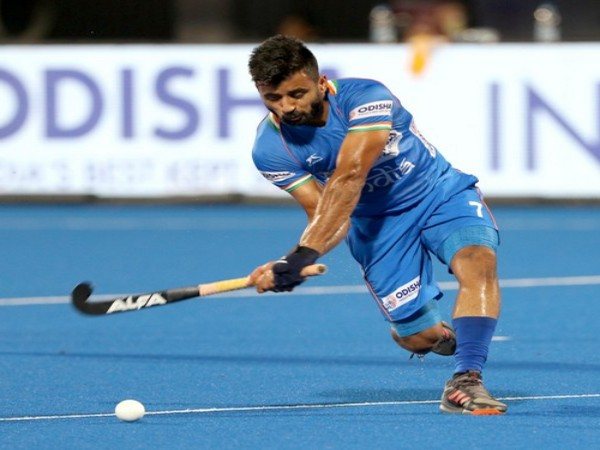 Men's hockey skipper Manpreet Singh (Photo/ Hockey India)