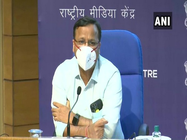 Lav Agarwal, Joint Secretary, Union Health Ministry (File Photo)