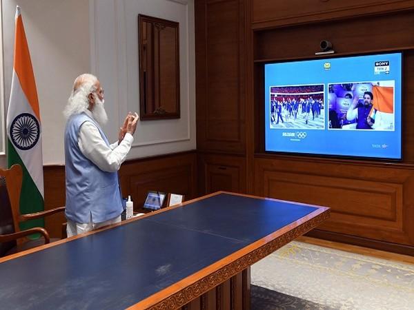 Prime Minister Narendra Modi (Photo/ Narendra Modi's Twitter)