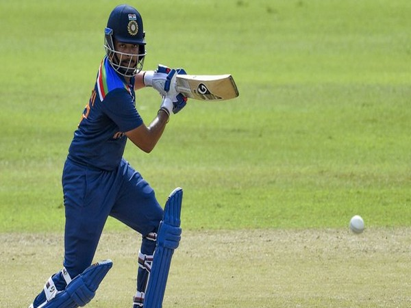 India batsman Prithvi Shaw (Photo/ ICC Twitter)