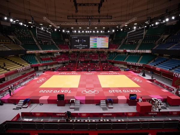 Nippon Budokan (Photo: Twitter/Judo)