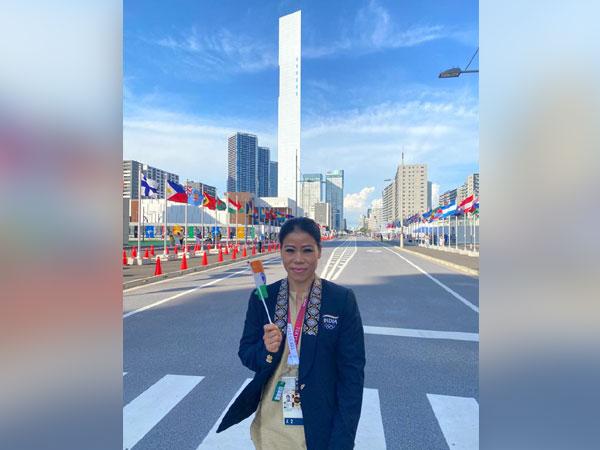 Mary Kom (Photo/ Mary Kom Twitter)