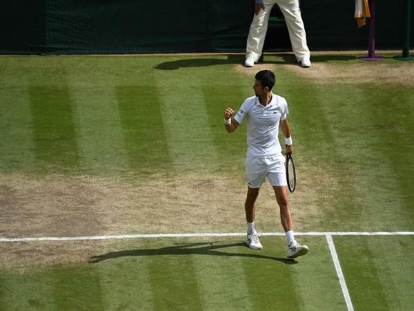 Serbian tennis player Novak Djokovic (Photo/ Wimbledon)