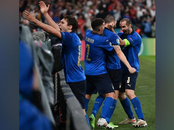 Italy win Euro 2020 (Photo/ UEFA Euro 2020 Twitter)