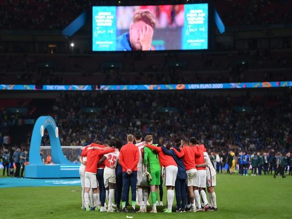 England Football Team (Photo: Twitter/England)