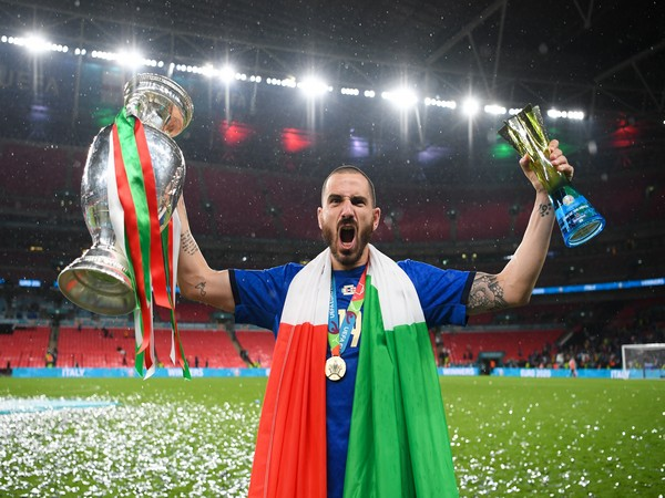 Leonardo Bonucci (Photo: Twitter/UEFA Euro 2020)