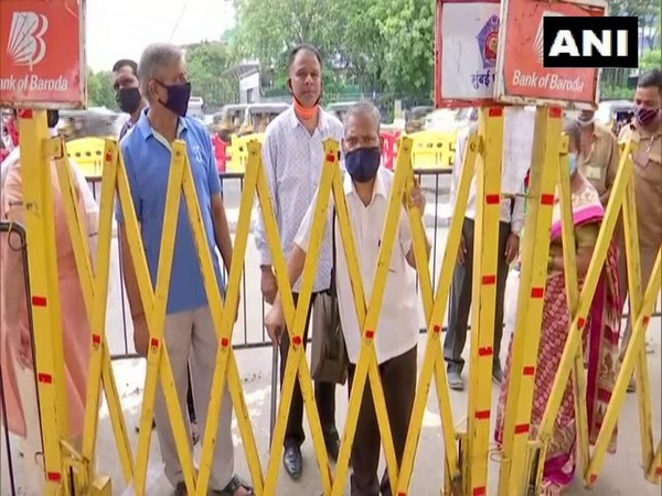 Visuals from the vaccine centre (Photo/ANI)
