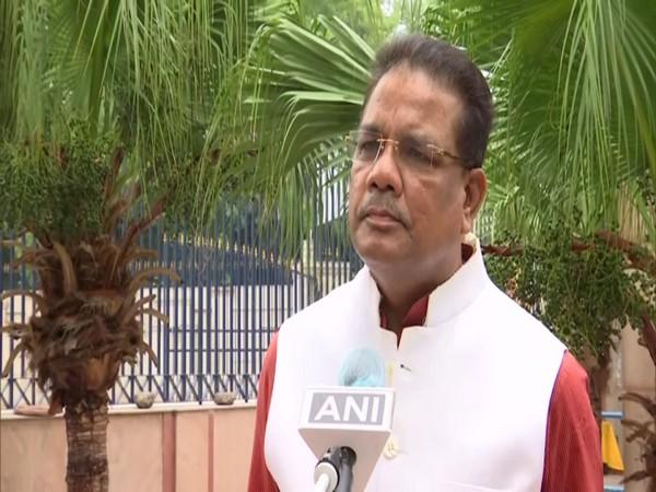 Congress Rajya Sabha MP Ripun Bora (File Pic)