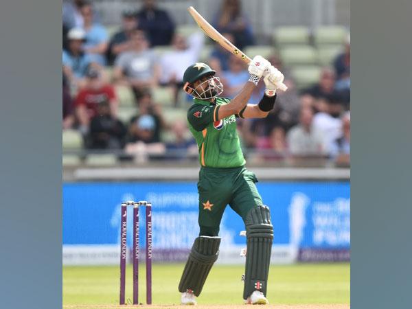 Pakistan captain Babar Azam (Photo: PCB twitter)