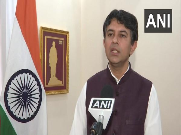 Indian Ambassador to Uzbekistan Manish Prabhat
